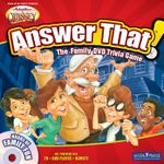 Answer That! Adventures in Odyssey Edition